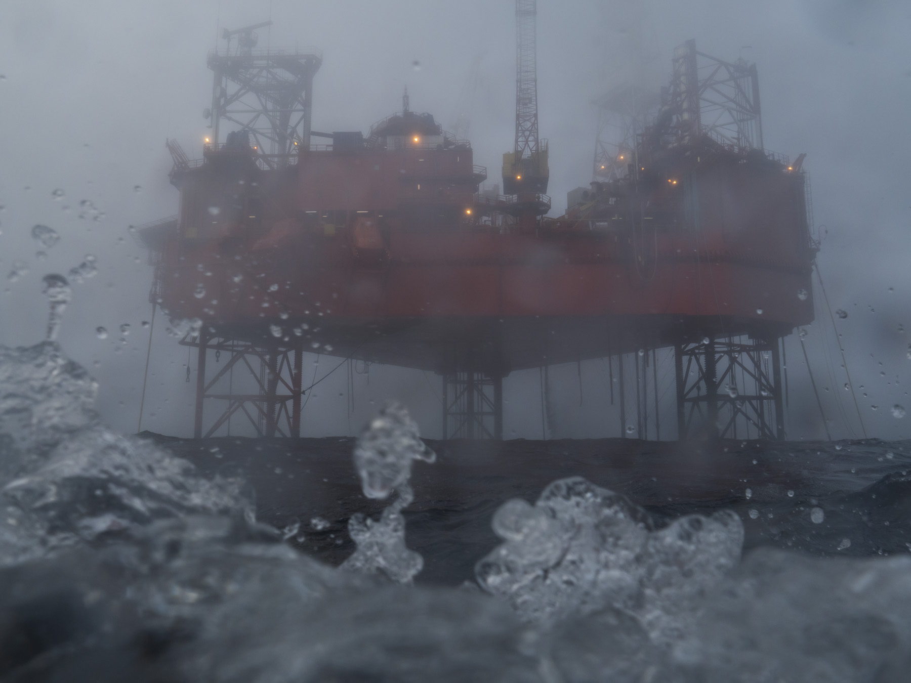 The Baltic: Miners Amongst The Waves